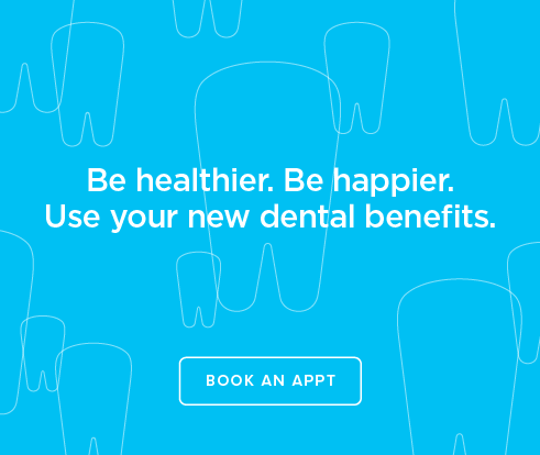 Be Heathier, Be Happier. Use your new dental benefits. - Fishhawk Modern Dentistry